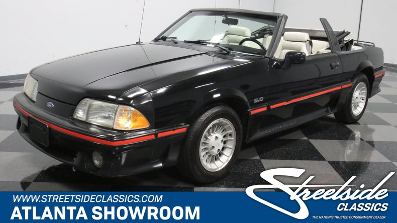 For Sale: 1990 Ford Mustang