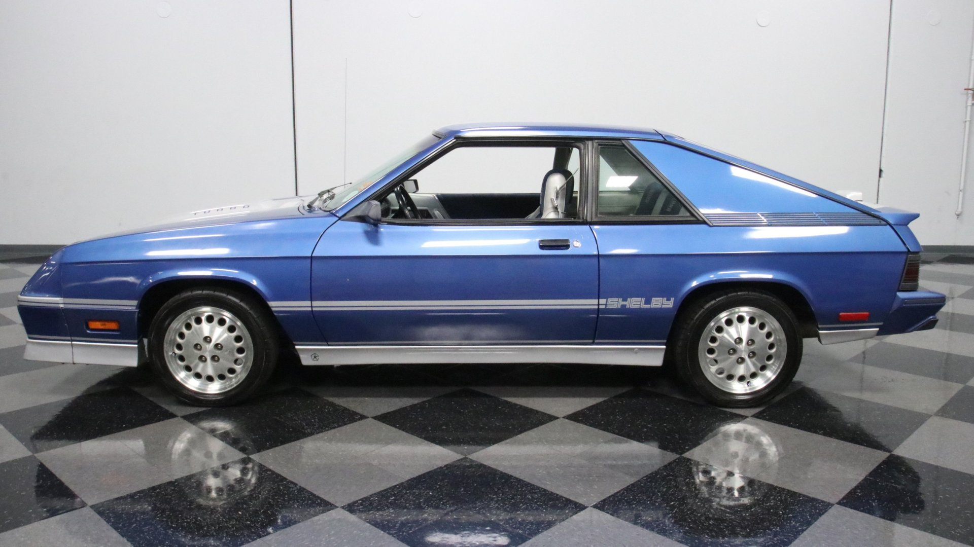 1986 dodge charger shelby