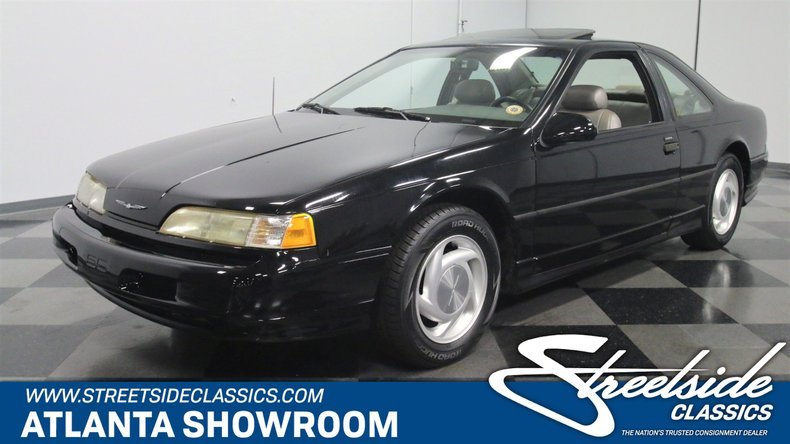 For Sale: 1991 Ford Thunderbird