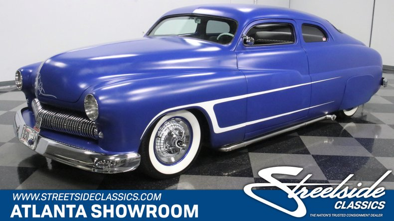 For Sale: 1950 Mercury M74 Coupe
