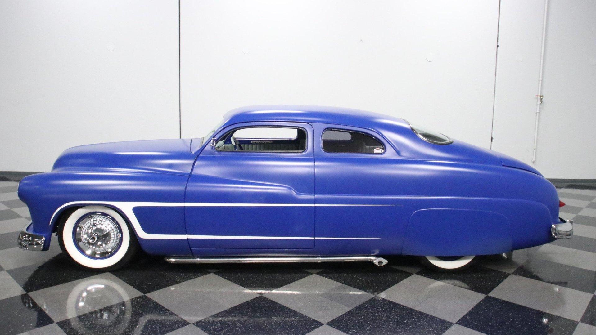 1950 mercury m74 coupe