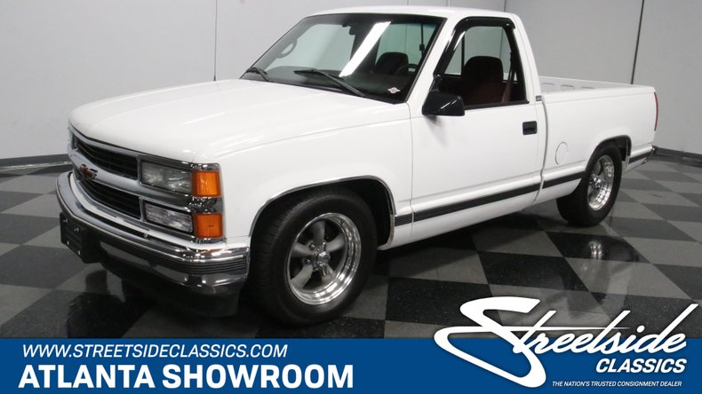 For Sale: 1997 Chevrolet C1500