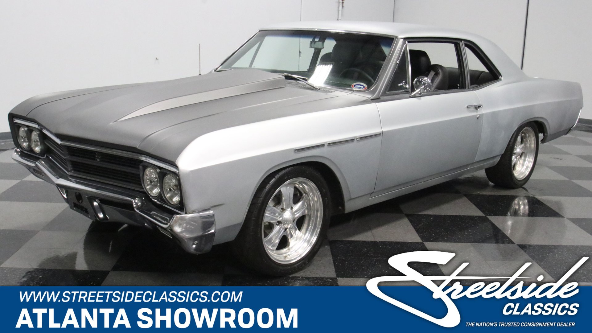 1966 buick special restomod