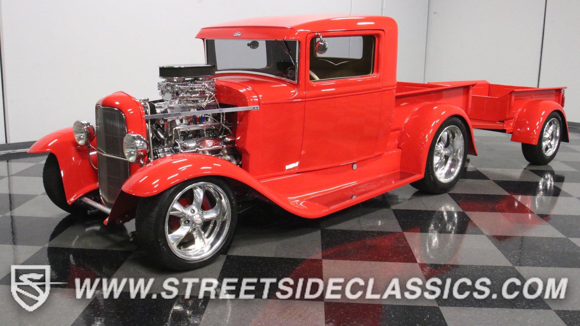 1930 ford pickup streetrod