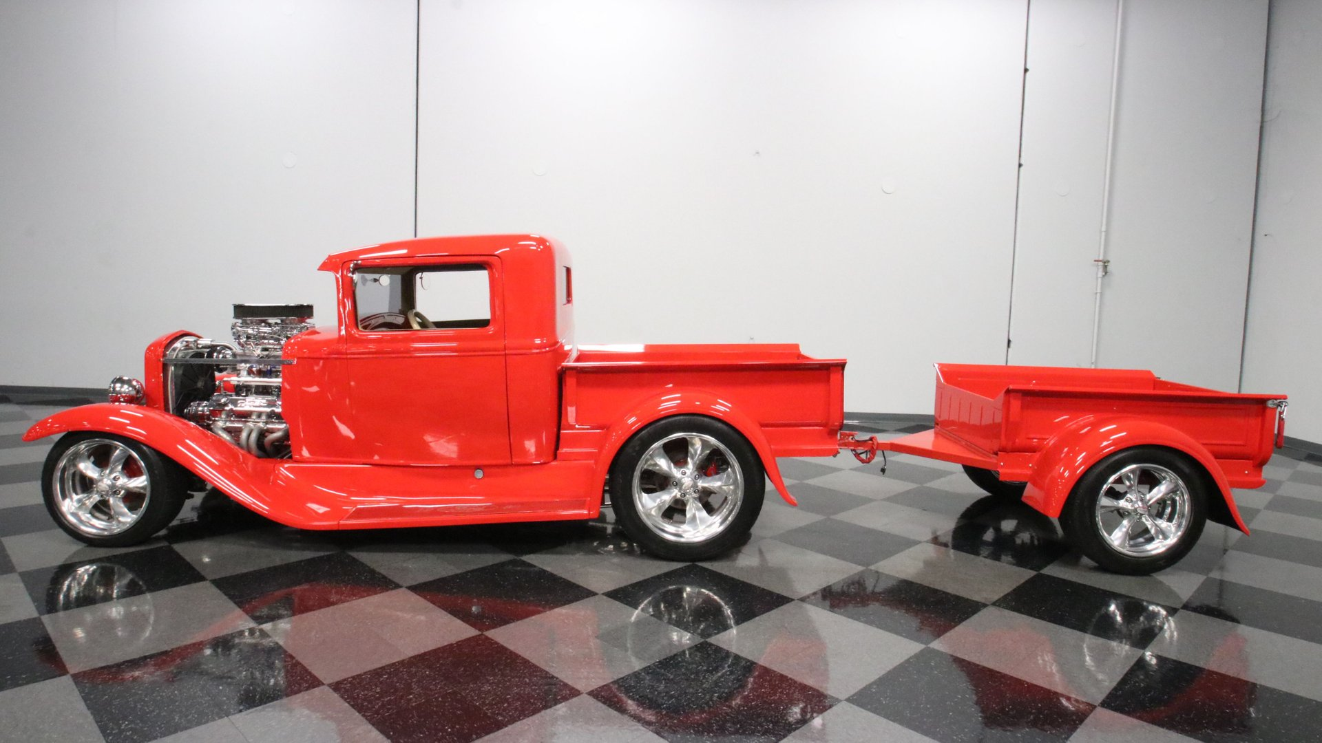 1930 ford pickup streetrod