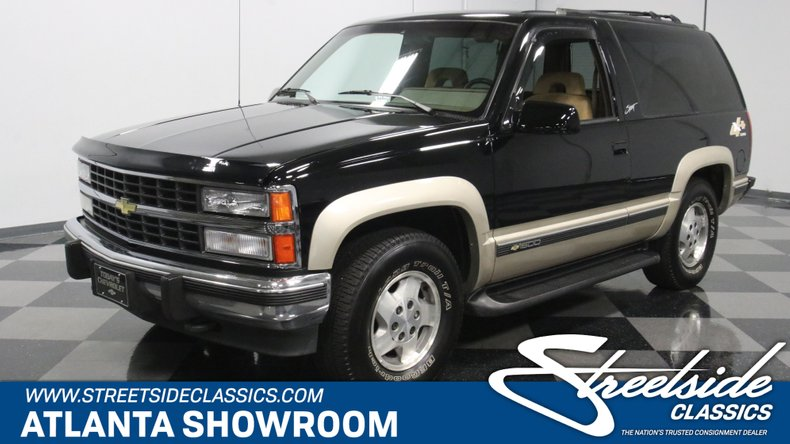For Sale: 1993 Chevrolet Blazer 4x4