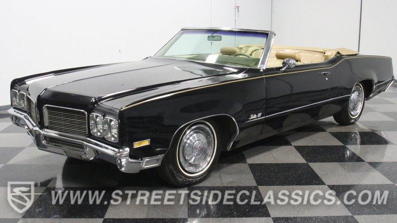For Sale: 1970 Oldsmobile Delta 88 W33
