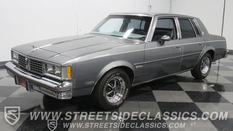 For Sale: 1986 Oldsmobile Cutlass