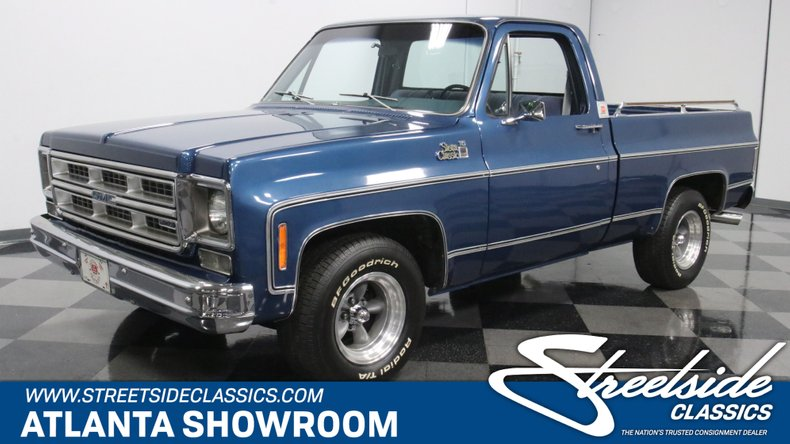 For Sale: 1976 GMC C1500