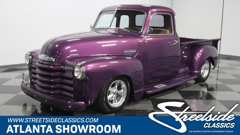 For Sale: 1947 Chevrolet 3100