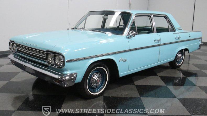 For Sale: 1966 AMC Rambler
