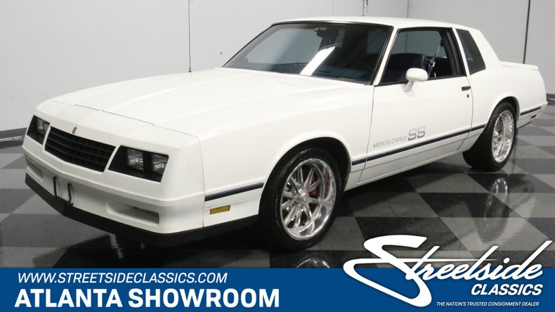 1984 chevrolet monte carlo ss restomod for sale 214002 motorious 1984 chevrolet monte carlo ss restomod
