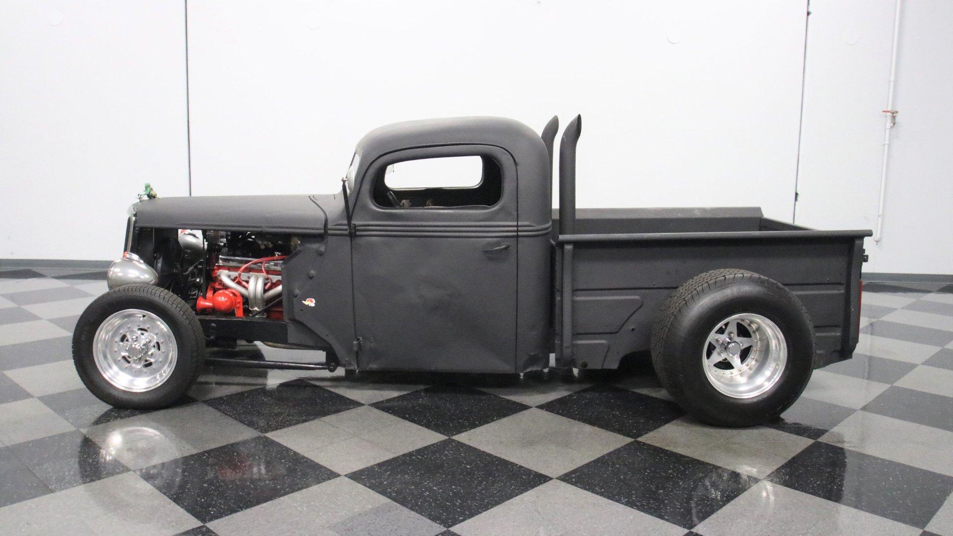 1939 ford pickup rat rod