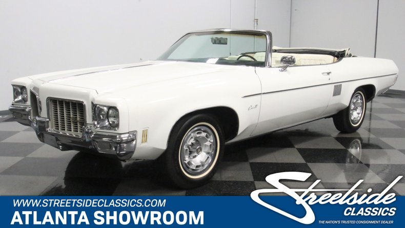For Sale: 1971 Oldsmobile Delta 88