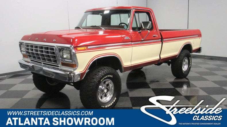 For Sale: 1979 Ford F-250
