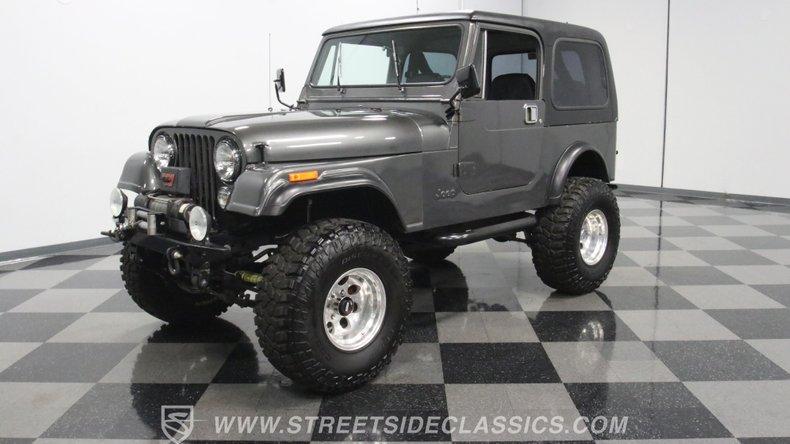 For Sale: 1984 Jeep CJ7