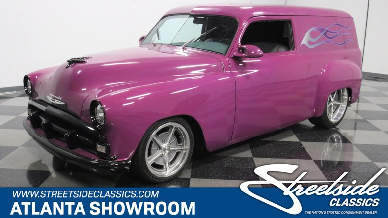 For Sale: 1951 Plymouth Sedan Delivery