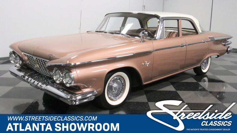 For Sale: 1961 Plymouth Fury