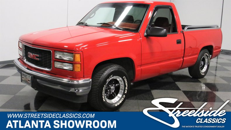 For Sale: 1995 GMC C1500