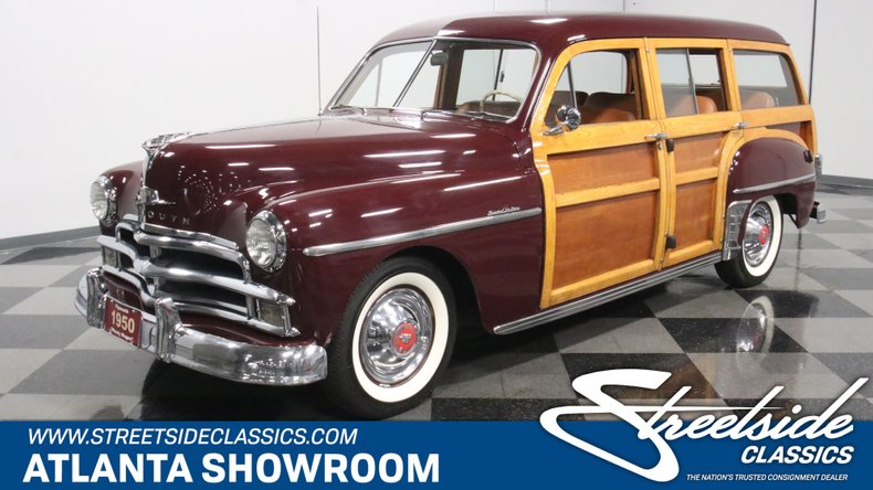 For Sale: 1950 Plymouth P20