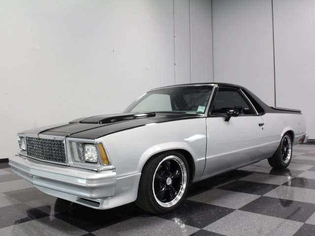 For Sale: 1979 Chevrolet El Camino