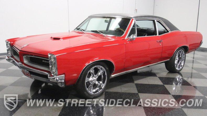 For Sale: 1966 Pontiac LeMans