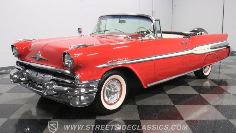 For Sale: 1957 Pontiac Star Chief