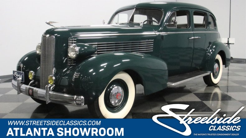 For Sale: 1937 Cadillac LaSalle