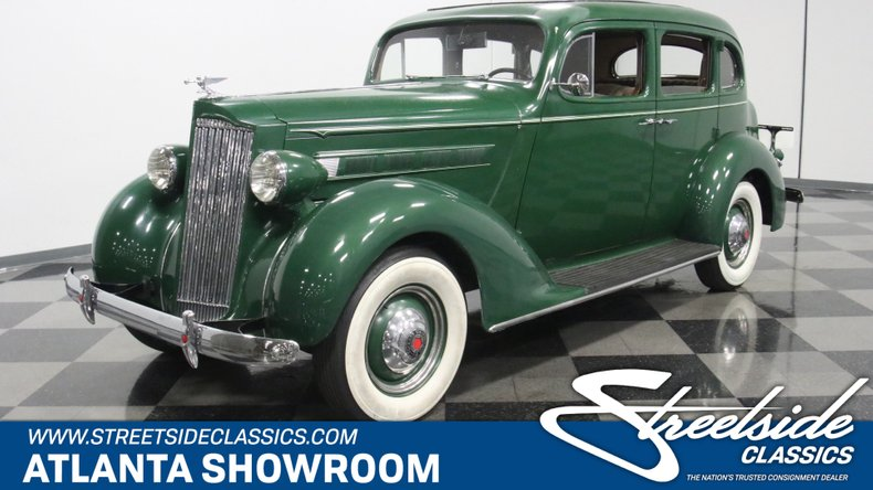 For Sale: 1937 Packard Six