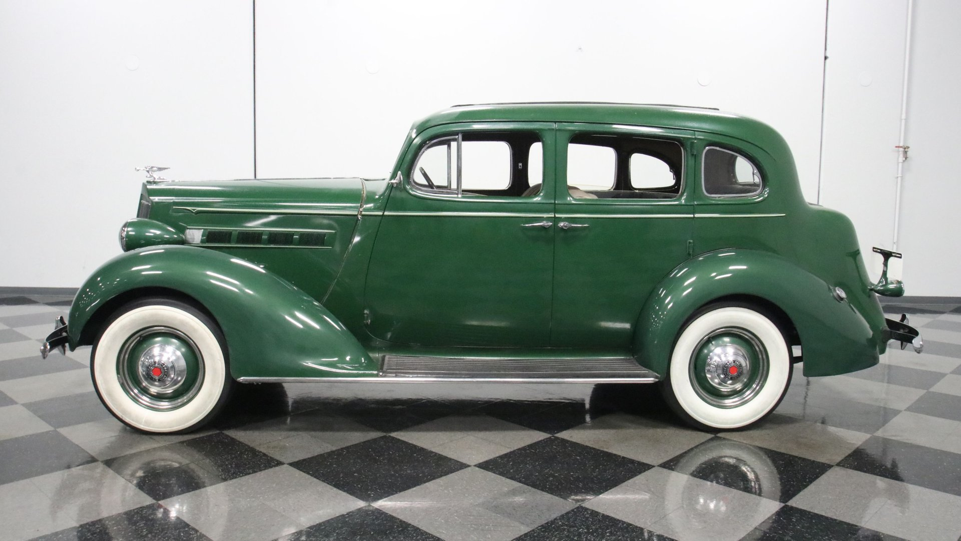 1937 packard six touring sedan