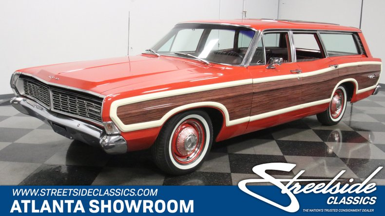 For Sale: 1968 Ford Country Squire