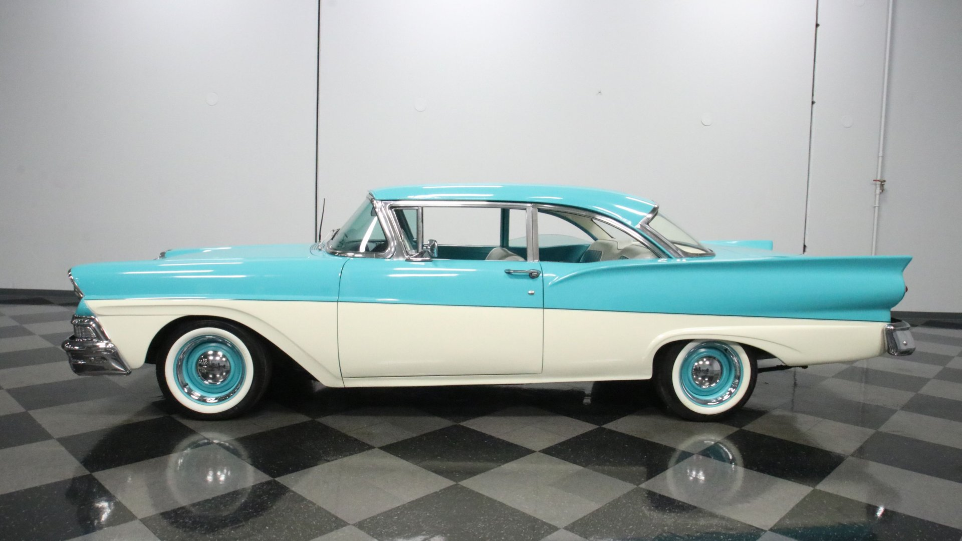 1958 ford fairlane club sedan