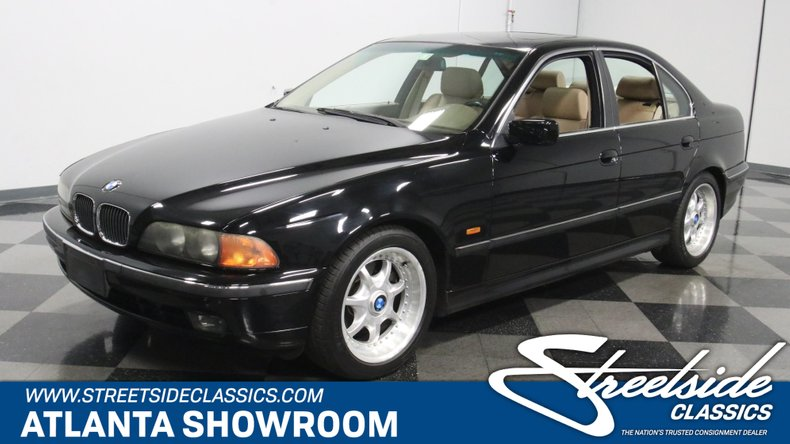 For Sale: 1997 BMW 540i