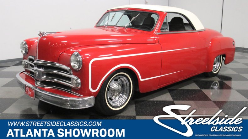 For Sale: 1950 Dodge 3-Window Coupe