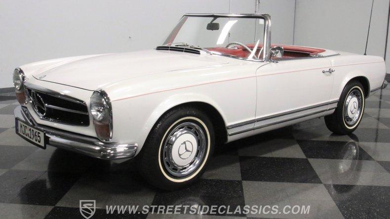 For Sale: 1965 Mercedes-Benz 230SL