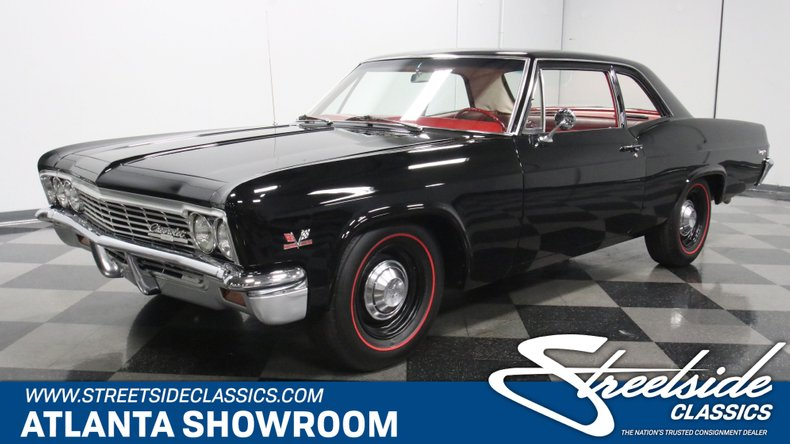 For Sale: 1966 Chevrolet Bel Air