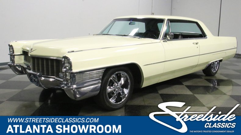 For Sale: 1965 Cadillac Coupe DeVille