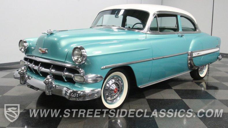 For Sale: 1954 Chevrolet Bel Air