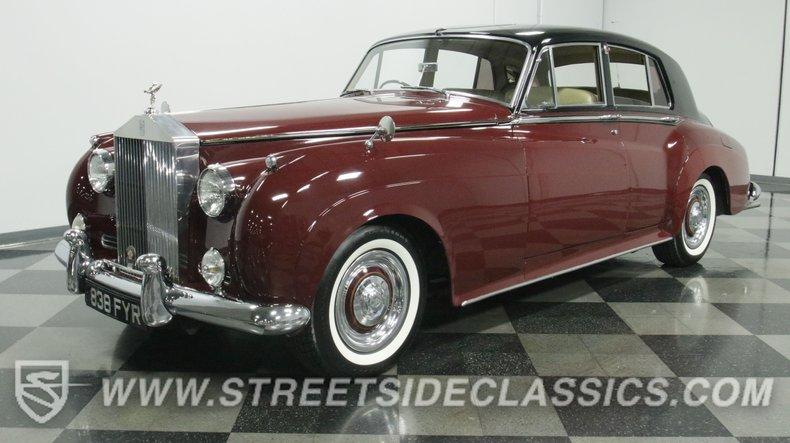 For Sale: 1961 Rolls-Royce Silver Cloud II