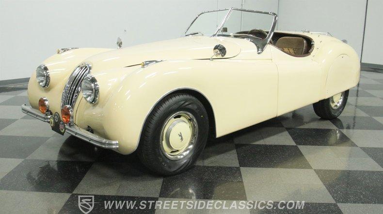 For Sale: 1952 Jaguar XK120