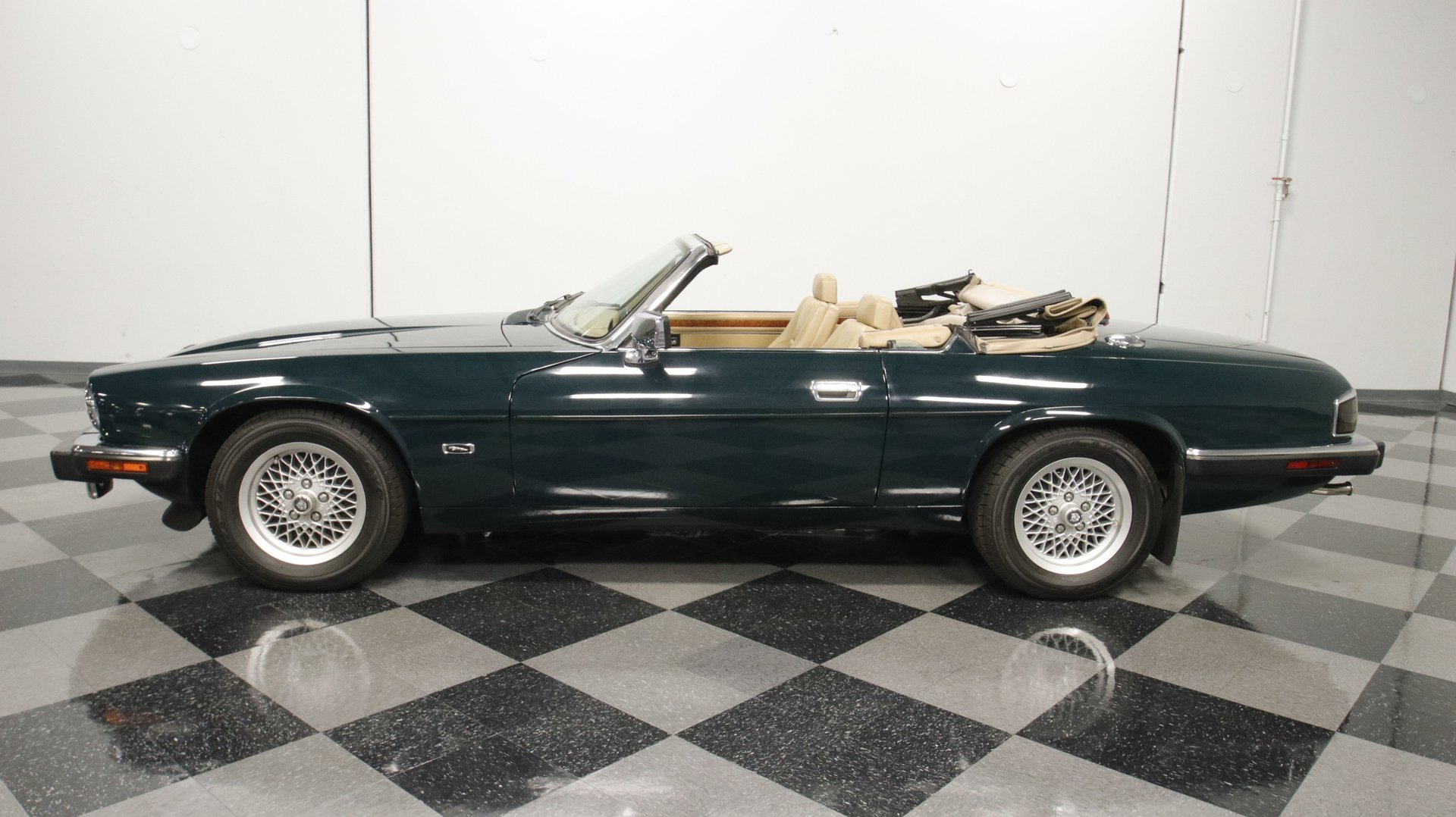 1993 jaguar xj s convertible