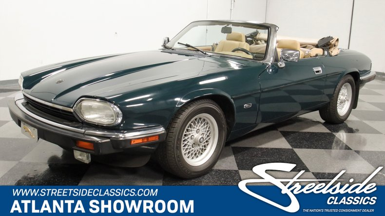 For Sale: 1993 Jaguar XJ-S
