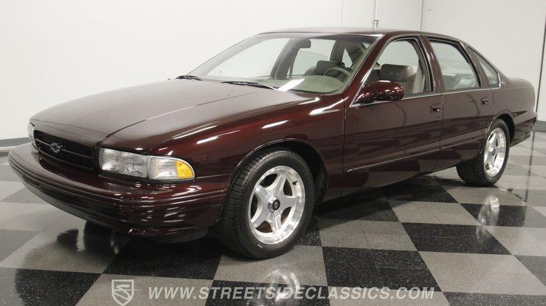For Sale: 1996 Chevrolet Impala