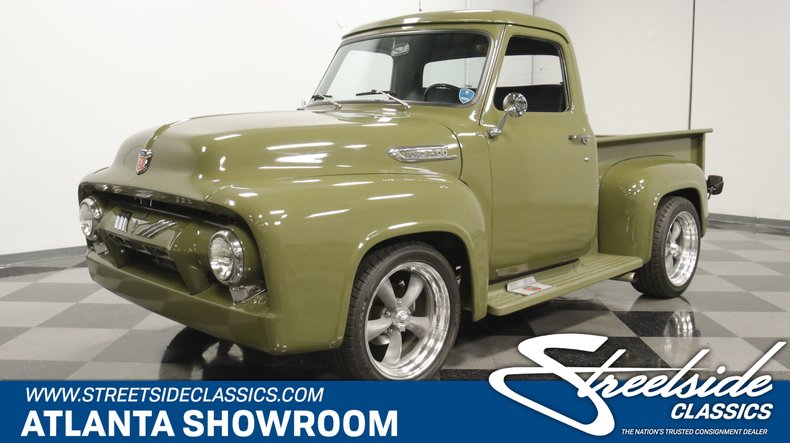 For Sale: 1954 Ford F-100