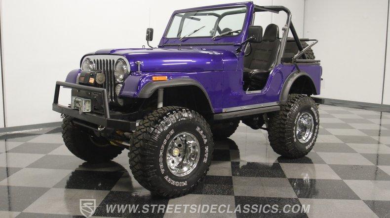 For Sale: 1982 Jeep CJ5