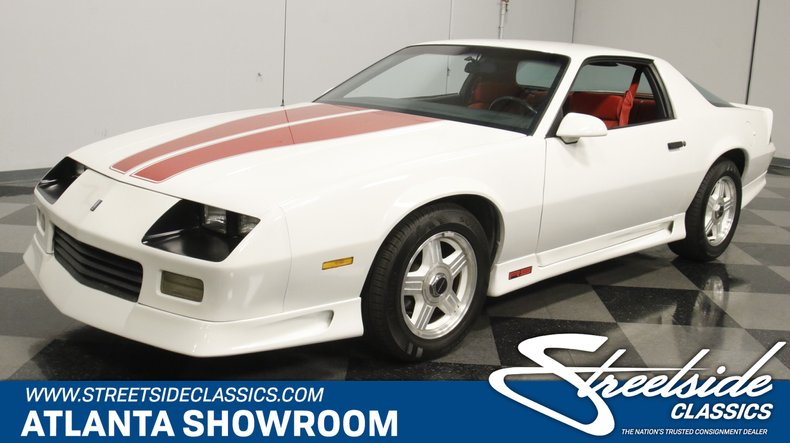 For Sale: 1992 Chevrolet Camaro