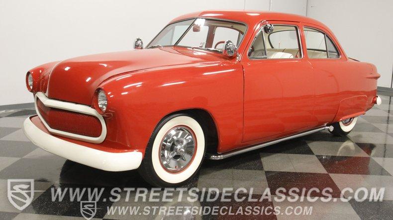 For Sale: 1950 Ford Sedan