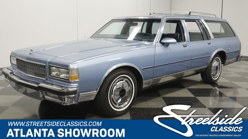 For Sale: 1988 Chevrolet Caprice
