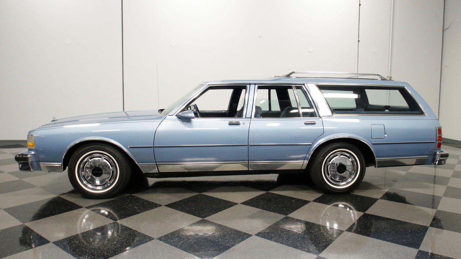 1988 chevrolet caprice wagon