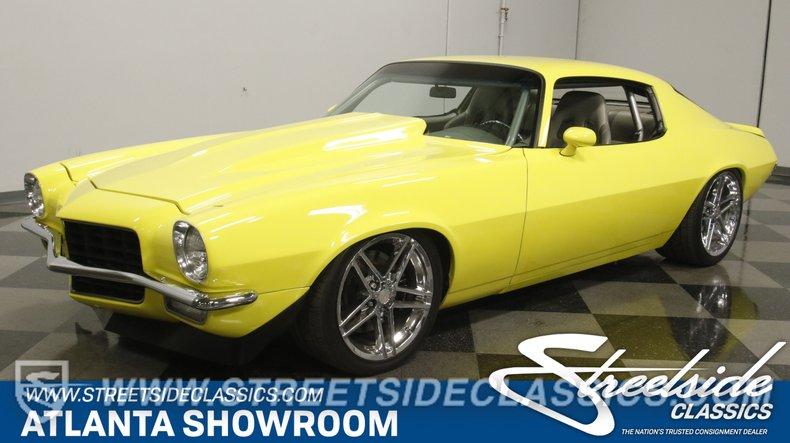 For Sale: 1973 Chevrolet Camaro